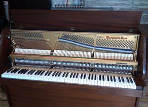 Marshall & Rose upright piano