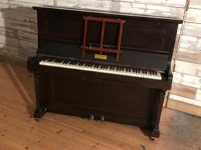 Chappell 1930s mahogany upright piano