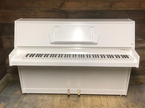 Challen 1960s upright piano