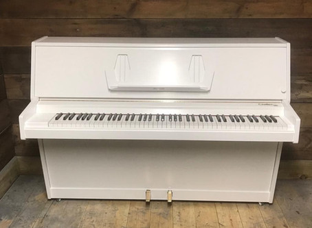 Challen 1960s upright piano