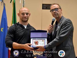 Stage Nazionale judo CSEN e nuove attività in arrivo.