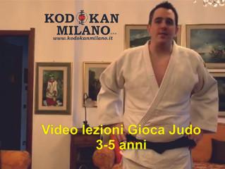 Gioca Judo Video Lezioni