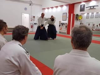 Kokyu Ryoku Ryu Aikido e Iaijutsu