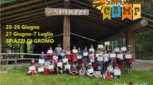 Summer Camp 2021 -POLISPORTIVO- SPIAZZI DI GROMO