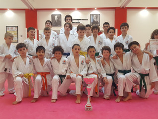 Gare e Stage di Judo, Kodokan Milano