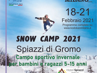 Snow Camp 2021