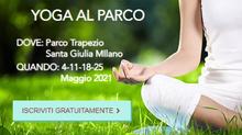 YOGA AL PARCO TRAPEZIO MAGGIO 2021