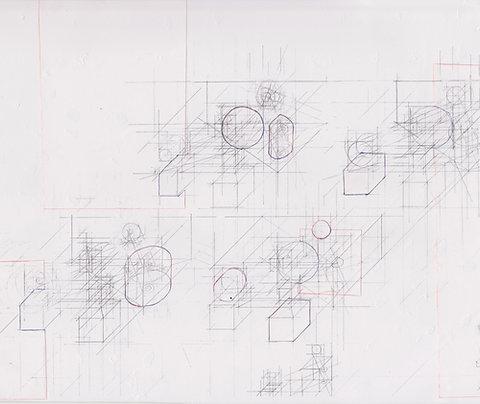 Original Architectural Drawings:Conceptual Architecture Sketch:Shoreline