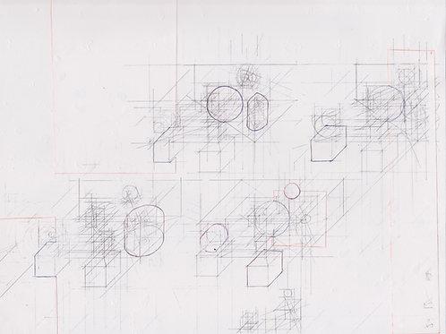 Original Architecture Art-Conceptual Architecture Sketchbook of Empathetic Architecture-Shoreline