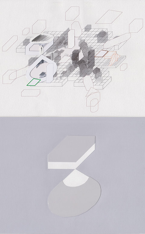 Original Architectural Art:Dictionary of Architectural Psychology:Plateau