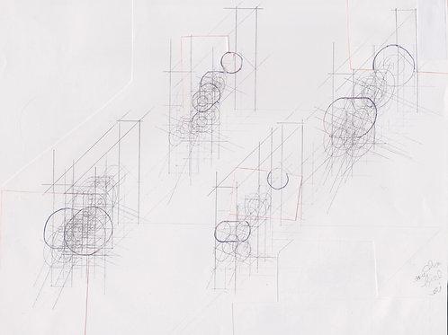 Original Architectural Drawings:Conceptual Architecture Sketch:Sunrise