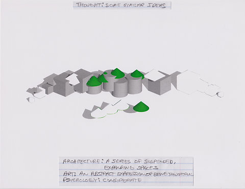 Original Architectural Drawings:Conceptual Thought Glossary:Some Similar Ideas