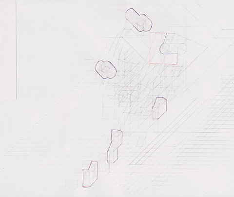 Original Architectural Drawings:Conceptual Architecture Sketch:Mountain