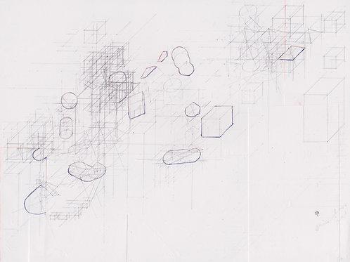 Original Architecture Art-Conceptual Architecture Sketchbook of Empathetic Architecture-Mountain Spring