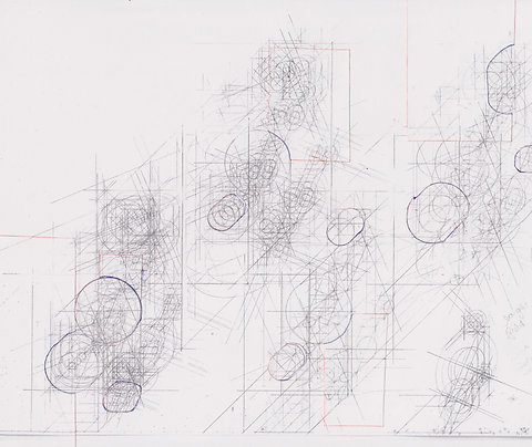 Original Architectural Drawings:Conceptual Architecture Sketch:Mountain Wind