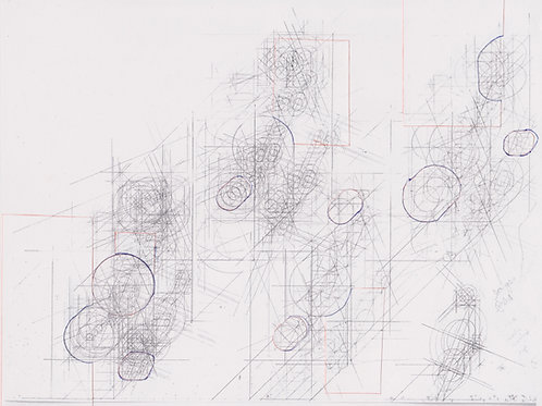 Original Architecture Art-Conceptual Architecture Sketchbook of Empathetic Architecture-Mountain Wind