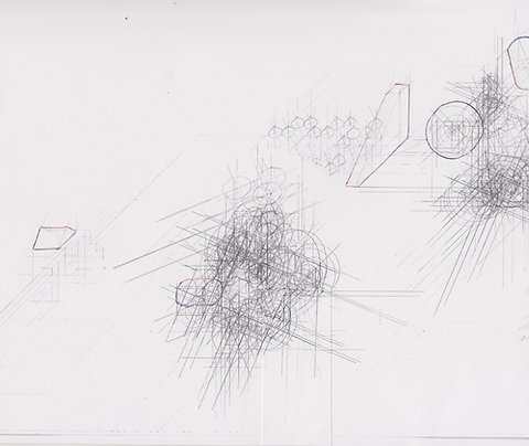 Original Architectural Drawings:Conceptual Architecture Sketch;Waterfall