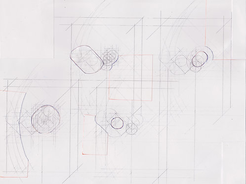 Original Architectural Drawings:Conceptual Architecture Sketch:Sky