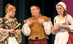 Dress Rehearsal, Le nozze di Figaro