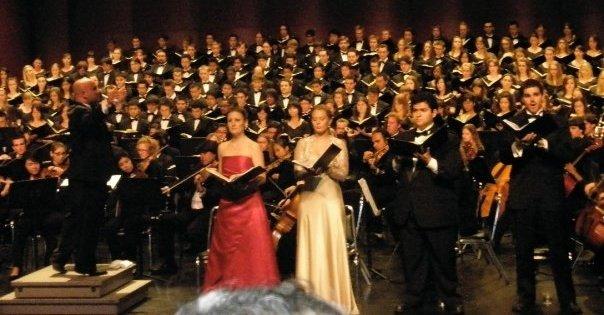 Soprano Soloist, Verdi's Requiem