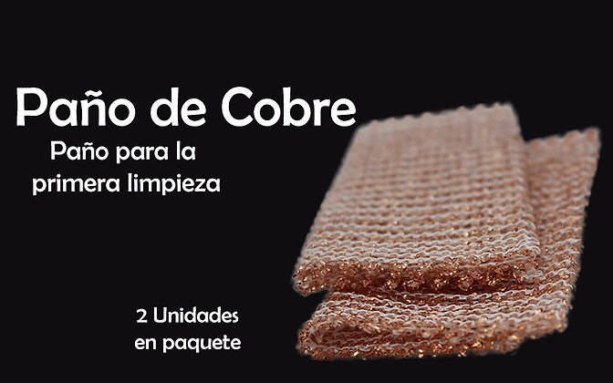 Paño de Cobre
