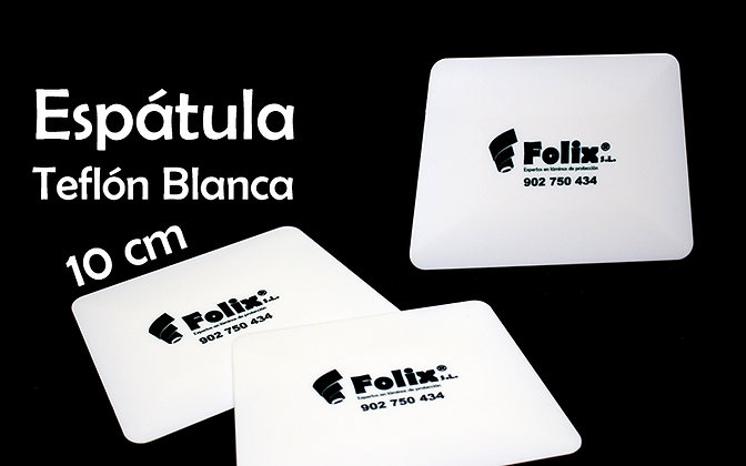 Espátula Folix 10 cm