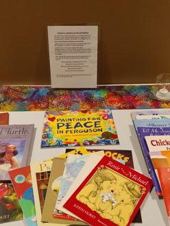 Children's Literature Meditation Space