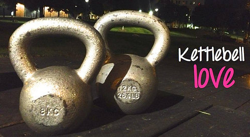 Kettle Bell Classes