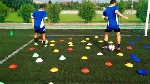 Adults Fitness Football Training