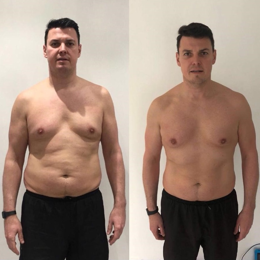 Mens Body Transformation 10 Week Course (7th Sept - 9th Nov)