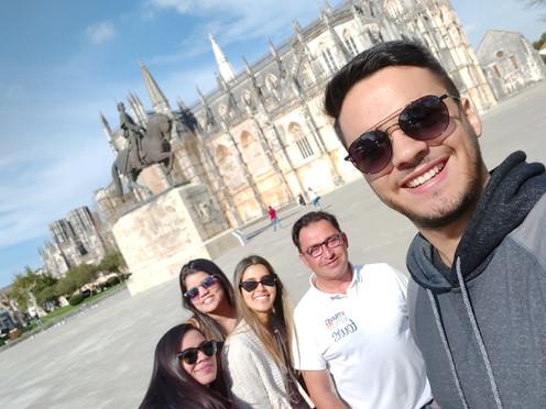 Mosteiro da Batalha. Fátima tour