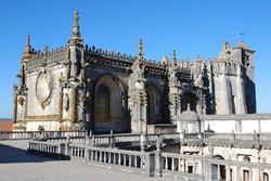 Tomar_-_Convento_de_Cristo