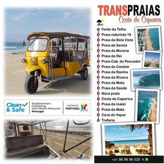 Praias Costa da Caparica