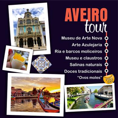 Aveiro Tour