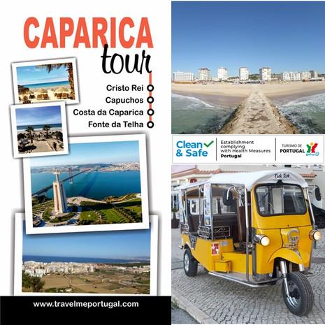 CAPARICA TOUR