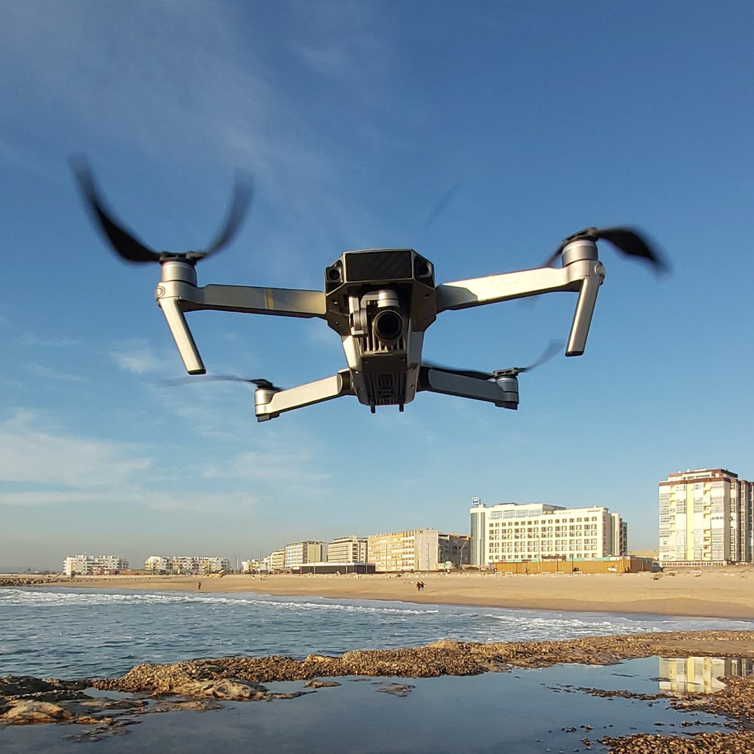 Vídeos 4k - Drone Pro