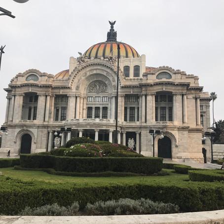 Mexico City is always a good idea