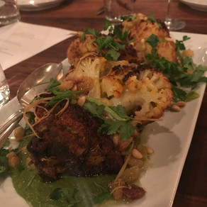 A Moroccan Feast @ The Pantry