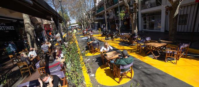 Sorpresa en el decreto presidencial: disponen una nueva limitación para los bares y restaurantes