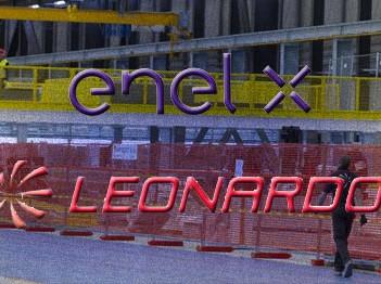 ENEL X y LEONARDO colaboran en la gestión de energía sostenible