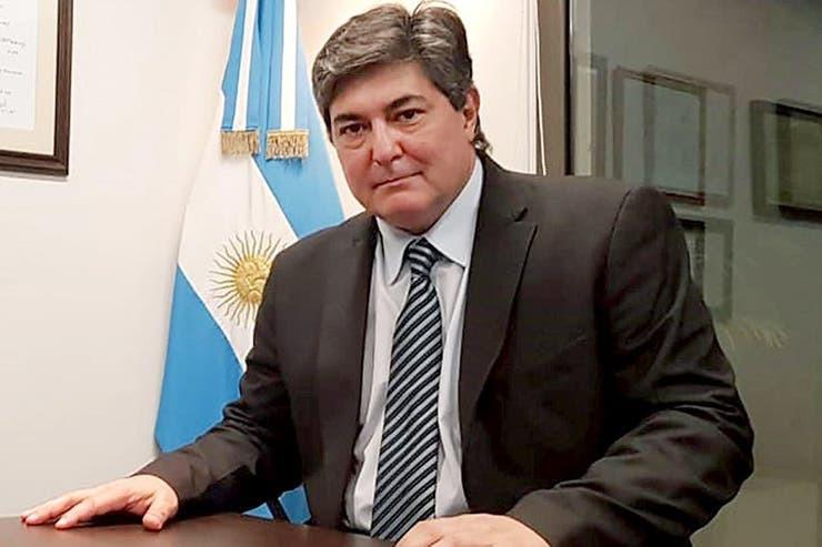 Sergio Lanziani, secretario de Energía, le pidió la renuncia a Federico Martelli