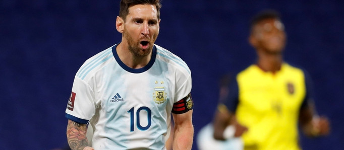 A la Selección argentina le alcanzó con poco: superó a Ecuador en el debut en las Eliminatorias