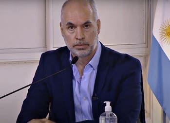 Horacio Rodríguez Larreta exigió proteger la propiedad privada en medio de la polémica por las tomas