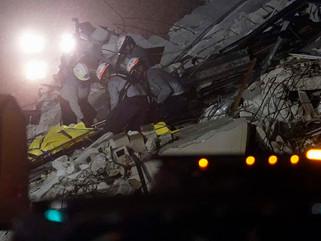 Al menos cuatro muertos por el derrumbe del edificio en Miami y sube a 159 la cifra de desaparecidos