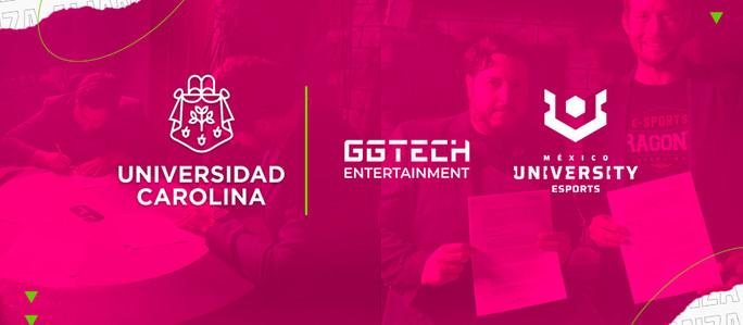 Universidad Carolina y GGTECH firman alianza