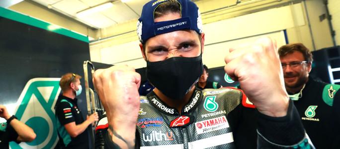 Moto GP: Nueva victoria para el equipo PETRONAS Yamaha SRT