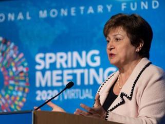 FMI: Argentina hasta 2023 recuperará solo dos tercios de lo que perdió en 2020