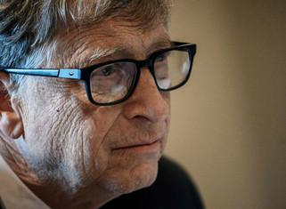 La predicción de Bill Gates sobre la vuelta a la normalidad luego de la pandemia