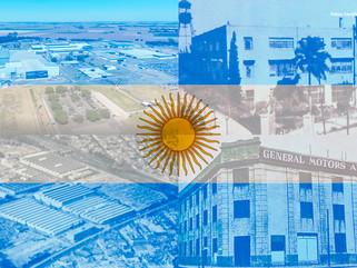 General Motors celebra el mes patrio compartiendo vehículos íconos fabricados en Argentina