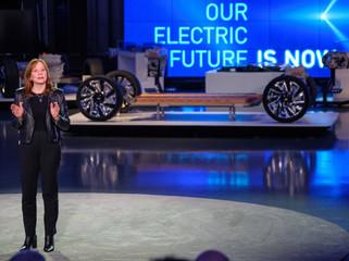 General Motors, la compañía automotriz más grande de EE.UU, eliminará sus emisiones de carbono